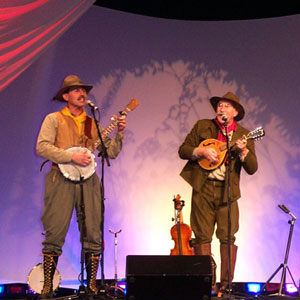 The Fiddlin' Foresters
