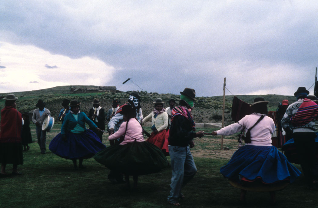 Photo by Nancy Rosoff, courtesy Ralph Rinzler Folklife Archives and Collections, Smithsonian Institution