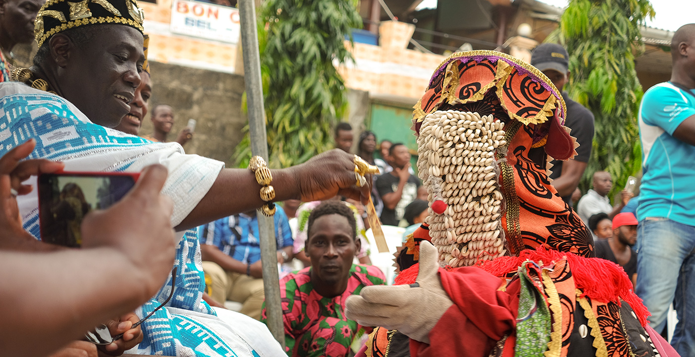 Navigating Secrets and the Senses in Benin