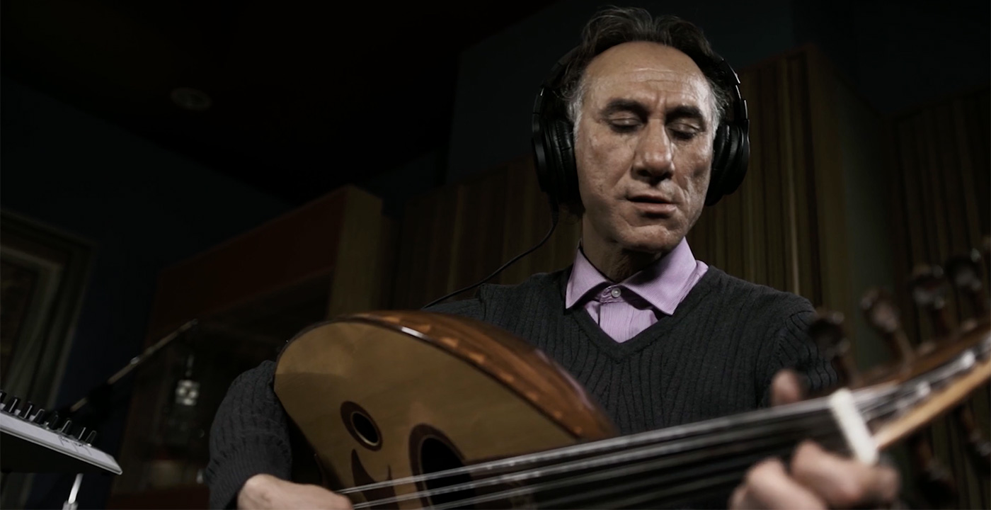 A Reflection on Recording Rahim AlHaj's Letters from Iraq