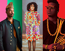 Look at Us Now: Black Artists in Music and Fashion