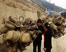 The Enduring Basketry Traditions of Southwest China