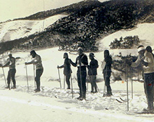 A History of Skiing in Korea: From Bamboo Skis to the Olympic Games