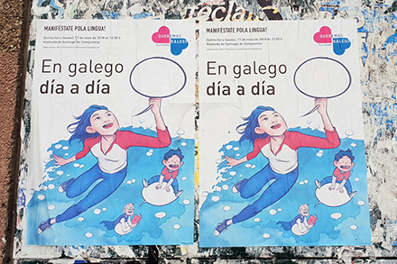 How Grassroots Activism Is Revitalizing Galician Language