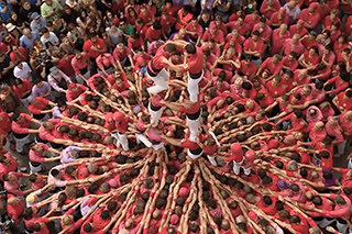 Human Towers: Passion and Tradition