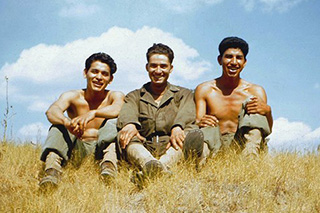My Father's War: WWII through the Lens of a Latino American Soldier