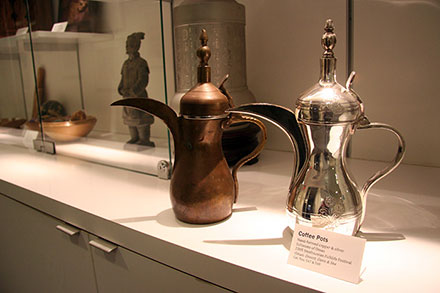 The Omani Coffee Pots, Symbols of Heritage and Hospitality