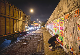 PERÚ: Urban Art and Music