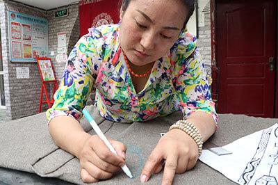 Tibetan Folk Arts and Artisans